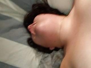 22yo bitch with 36 yr feeble penis… creampie and being pregnant.
