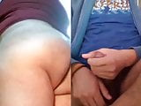 Long hard cock for Antonella