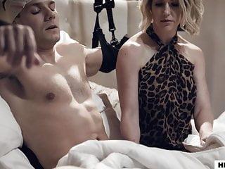 Helpful Stepmom takes care of boy's cock – Kit Mercer