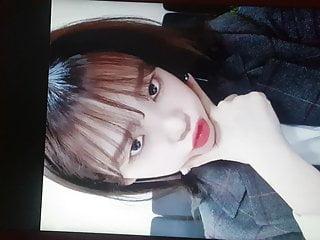 Oh My Girl Seunghee cum (tribute) #5