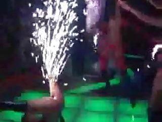 Erotic dance show Platinum