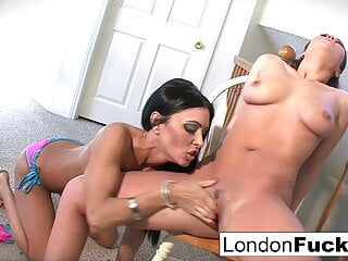 London Keys and Jessica Jaymes