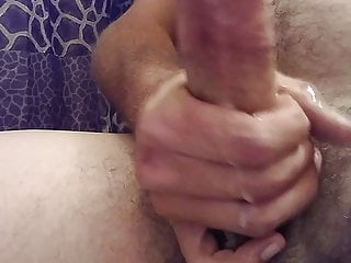 Cumming hard...