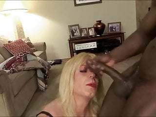 Interracial Shemale Guy Fucks Shemale Shemale Bareback Shemale video: Mature crossdresser having a jolly time with a BBC