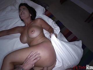 Hot Latin Babysitter Antonella La Sirena Has to Fuck Dick