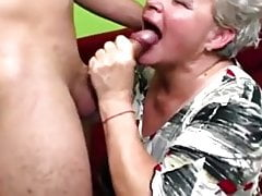 Fat Granny Is An Amazing Fuck