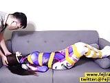 Fejira com – A game of bondage with a girl