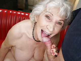 GILF Young haired White Plowed by Dick