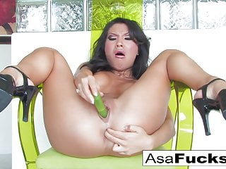 Here is ass solo of asa akira...