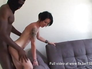 Aurelie cheats and will get fucked in a threesome