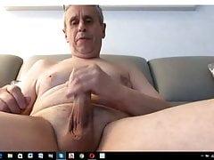 My Kinky Dad make  me Horny on webcam.
