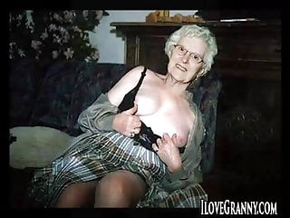ILoveGrannY Beginner Granny Footage Compilation