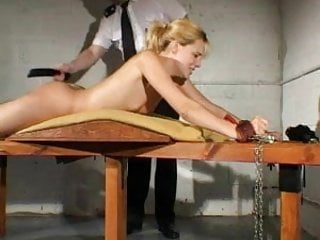 flogging and strapping...