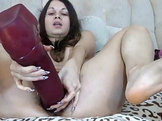 Dildo Teen PleasureToysclub - Giant Hairy