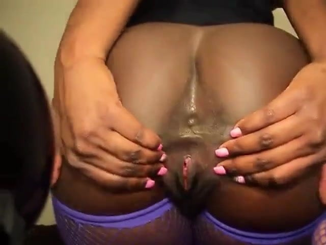 Ebony Feet Car Masturbation