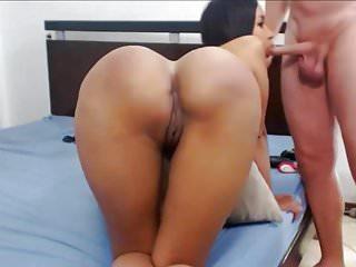 Babe huge fake ass butt booty...