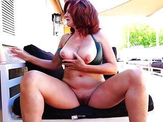 Ftv Andi James Redhead Milf Public Nudity Masturbation