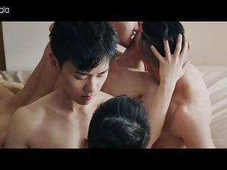 Sodom's Cat Asian gay orgy