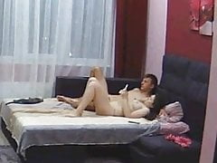 snr he stroking her pussy 2