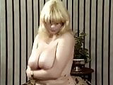 All Your Lovin' - vintage British big boobs strip dancer