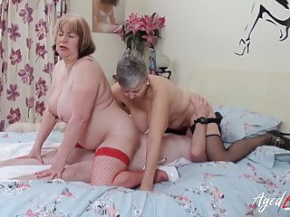 Agedlove british matures hardcore threesome...