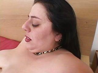 Skinny lesban slut fucking chubby girl...