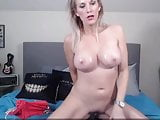 Overly sexy married MILF Nola has fun