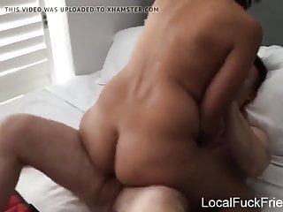 wife cuckolds husband in hotel
