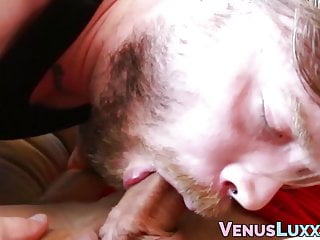 Handsome gay asshole passionately...