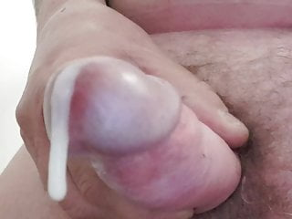 Wank while at work