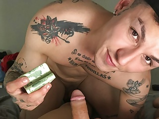 Amateur Latino Twink Boy Paid Cash To Get Fucked By Pro