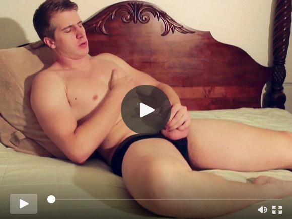 Seth Bond si masturba