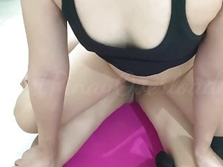 Beautiful Pinay Accumulates Smashed By Her Gym Instructor
