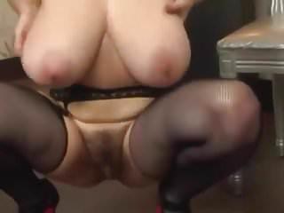 Slutwifelaura dildo orgasm...