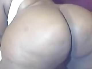 Chubby black tits and...