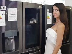 See what a cool fridge