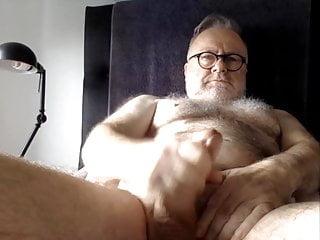 Old bear wanking...