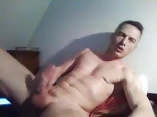 Fucks a pillow...