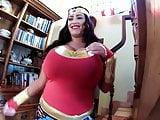 Leanne Crow Superhero