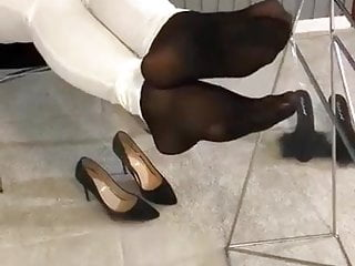 Denims nylon toes and soles 2