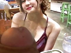 hayoung tits cumtributePorn Videos