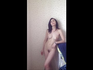 Russian stupid whore 1
