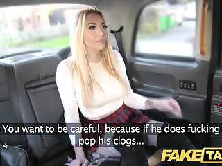 Fake taxi good fuck and huge blonde...