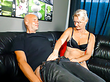 LETSDOEIT - Horny German Granny Banged By Her New Lover