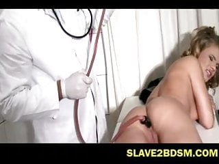 Bizarre medical check up sex