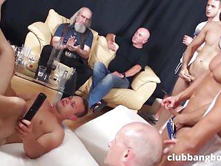 Gaybangboy party...
