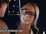 Robby Echo Athena Palomino - Hand Solo A DP XXX Parody Scene