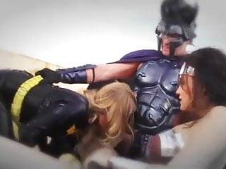 Kimberly Kane – Wonder Woman parody Porn xxx