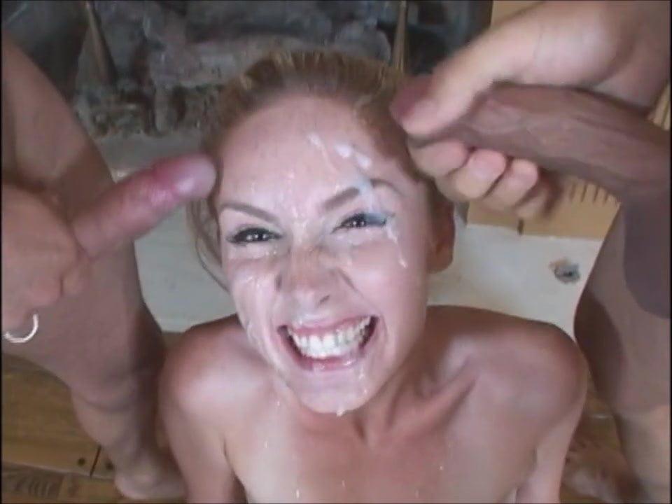 Milf facial cumshot