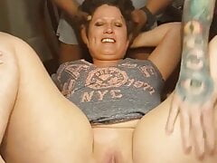 Granny Pawg Loves Younger Men pleasing her. Gilf Ass and BBC